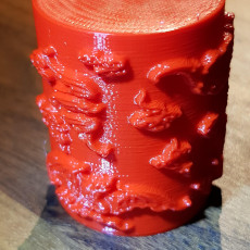 Picture of print of Carved pillar 2