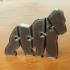 Flexi Articulated Gorilla image