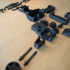 rc car chassis 1:16 image