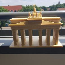Brandenburger Gate Box