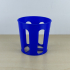 Plastic cup holder image