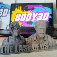 The Last Of Us - Ellie & Joel