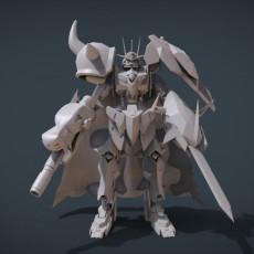 Omegamon Gundam