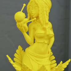Picture of print of Voodoo Bree This print has been uploaded by Philippe Barreaud