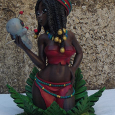 Picture of print of Voodoo Bree