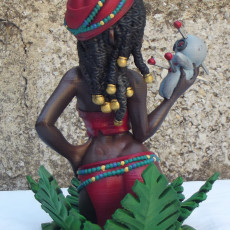 Picture of print of Voodoo Bree This print has been uploaded by Guillaume Jardin