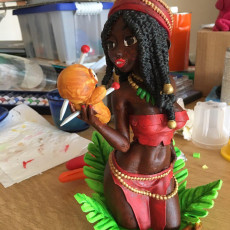 Picture of print of Voodoo Bree This print has been uploaded by Ewald Ikemann