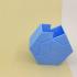 Hexagonal Vase image