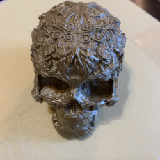 Picture of print of Fancy Skull 2 - NO SUPPORTS Этот принт был загружен Kathy Perry