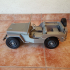 Jeep Willys - WWII Army Truck image