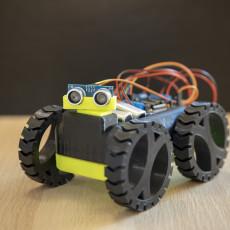 M Second - Robot Car