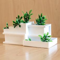 Modern Architecture Planter