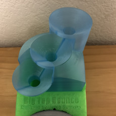 Picture of print of Big Top Bounce Vase Mode Target