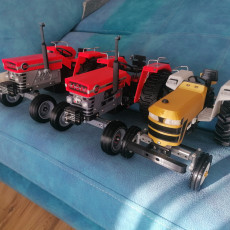 Picture of print of OpenRC Tractor 2019 Edition