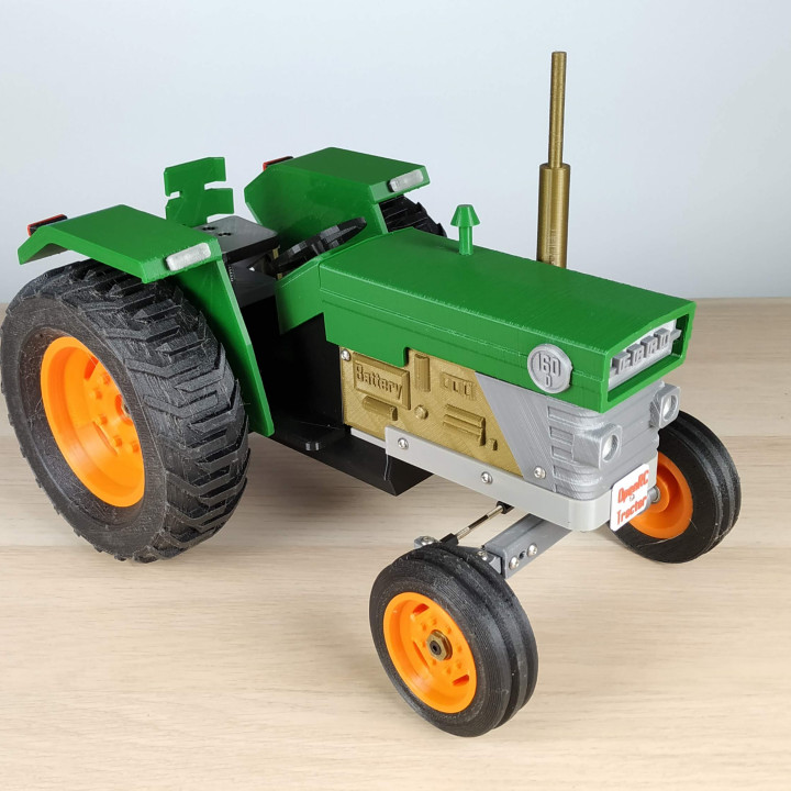 OpenRC Tractor 2019 Edition