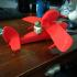 Porco Rosso Airplane image