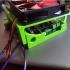 MKS GEN L V1.0 holder - profile 2020, fan 120mm - V2 image