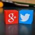 Twitter/Google+ Icon App image