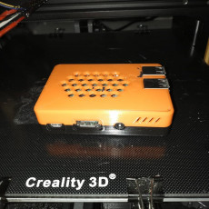 Picture of print of Malolo's screw-less / snap fit Raspberry Pi 3 Model B+ Case & Stands