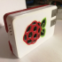 Malolo's screw-less / snap fit Raspberry Pi 3 Model B+ Case & Stands print image