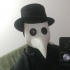 Plague Doctor Mask image