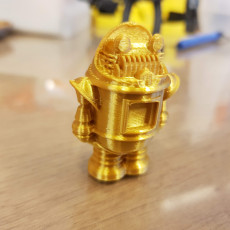 Picture of print of Rezo - A little robot
