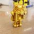 Rezo - A little robot print image