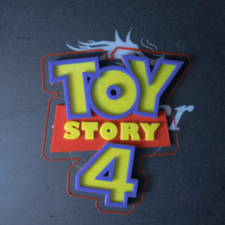 Toy Story 4 emblen