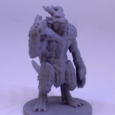Picture of print of Kobold boss