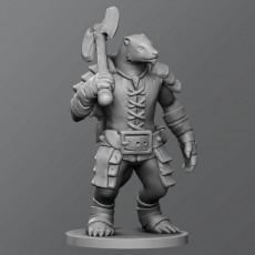 Badger Warrior