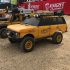 Camel Trophy parts For The Carisma Range Rover image