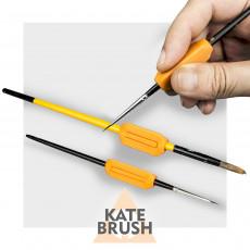 Kate Brush | ergonomic handles for brushes