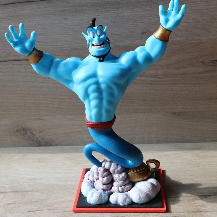 Aladin's Genie