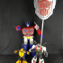 Transformers Autobot War Banner from Autocracy image