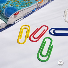 PAPERCLIP BOOKMARK