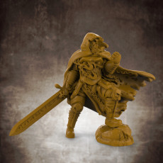 RPG Death Knight (32mm scale)