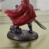 RPG Death Knight (32mm scale) print image