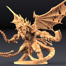 Baalzrodan the Demon King