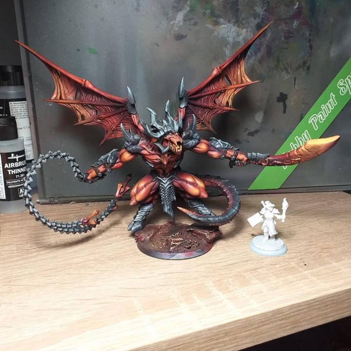 Baalzrodan the Demon King