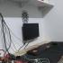 Flat Screen Monitor VESA Mount 100mm image