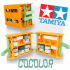 COCOLOR - FOR TAMIYA AND MR.HOBBY ACRYLIC COLORS image