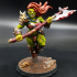 Orc Barbarian - D (Lady) Modular image