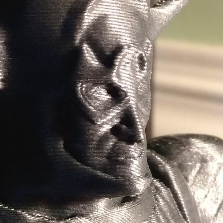 Galactus Bust