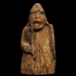 Lewis Chessman - the Warder image