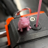 Piggy Sitting(Sir Pigglesfree): Single Extrusion Version print image