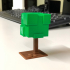 Save the planet - 3D print a fake tree   Customized Alternative to Allergy Pills   Simple with SelfCAD image