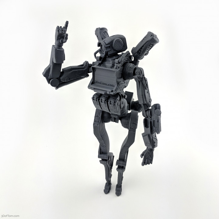 Pathfinder from Apex Legends articulated action figure