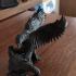 Devil Skull & Eagle Smoothed (No Logo) image