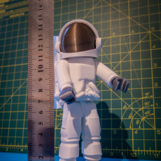 Picture of print of Astronaut
