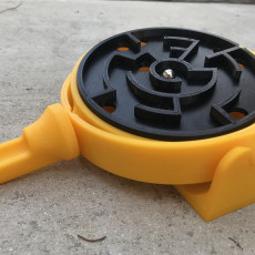 Picture of print of Marble Maze Game